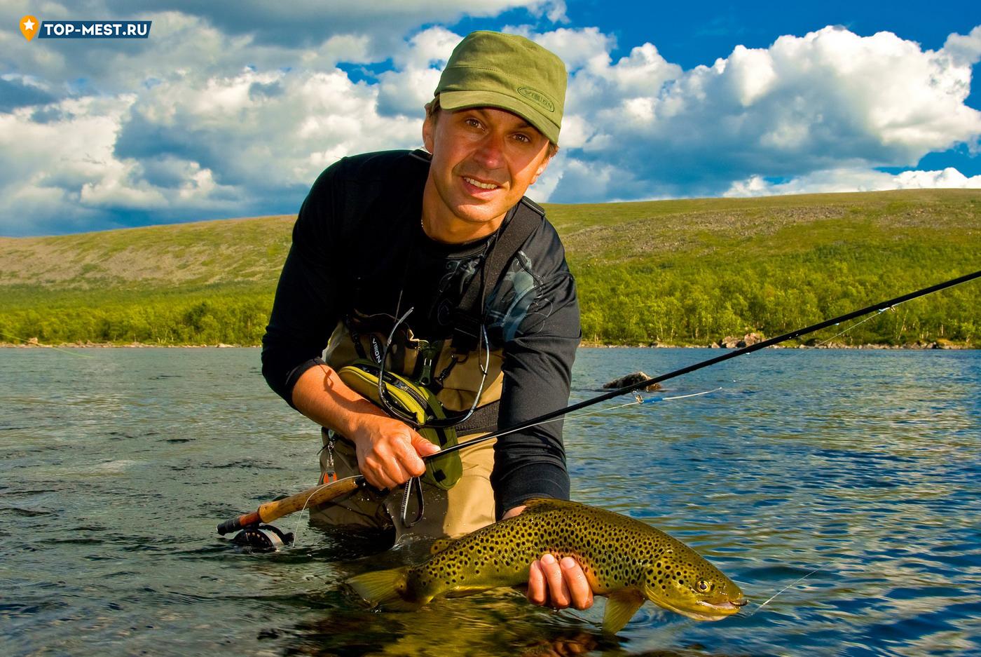 все секреты о рыбалке от любителя
