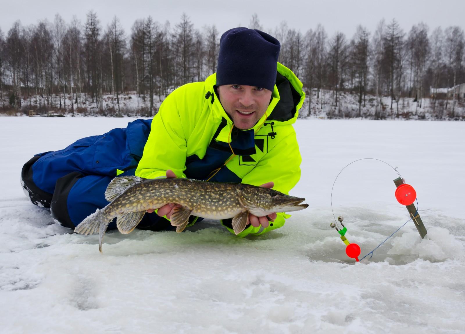 хэппи фишинг рыбалка