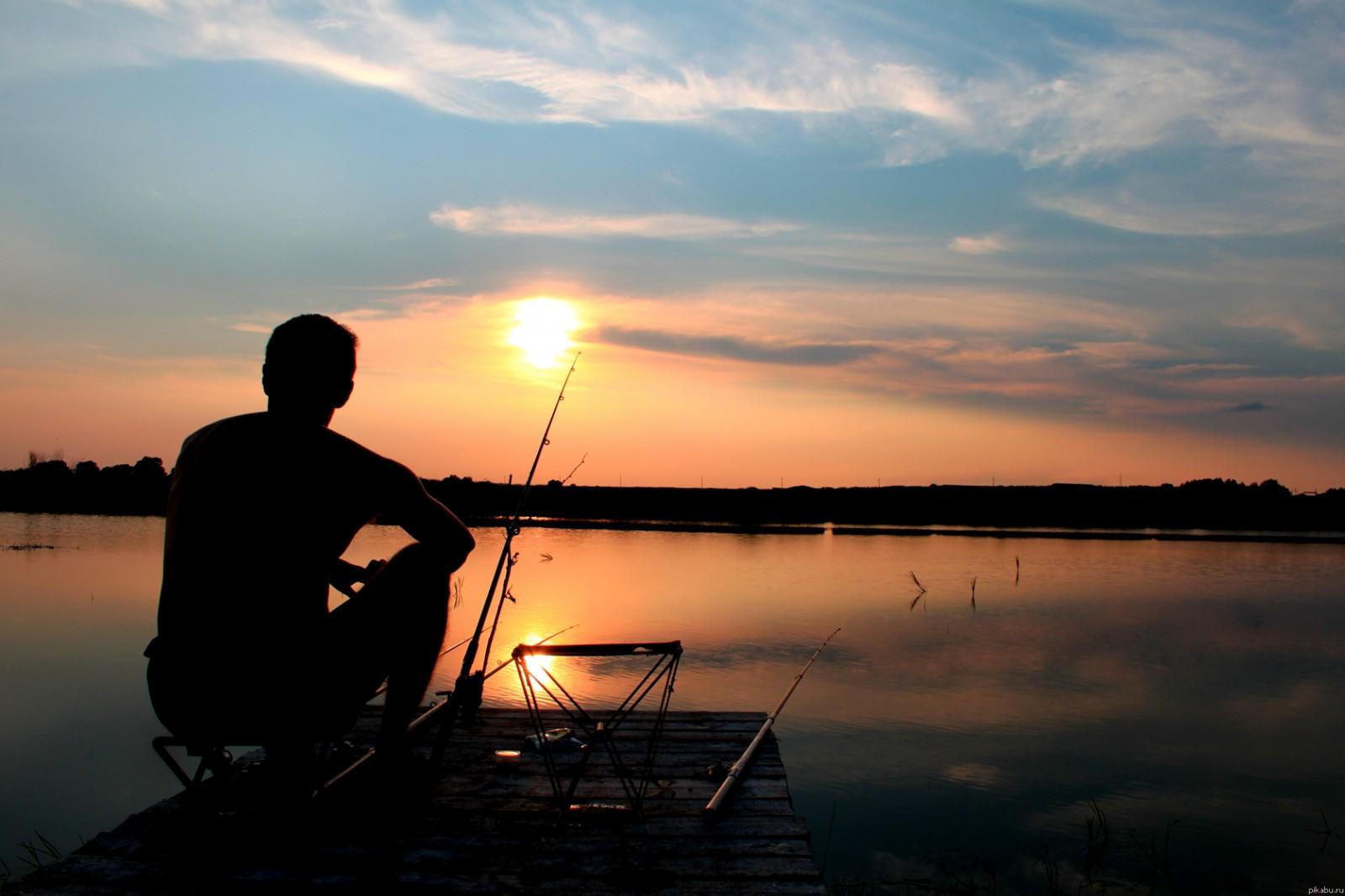 мужчина рыбак картинки